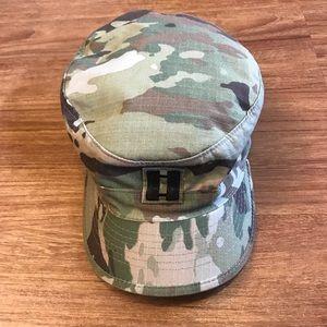 9ee0c1bd5a5 ARMY Accessories - Army OCP Patrol Cap 7 3 8 CAPTAIN Rank Camo Hat
